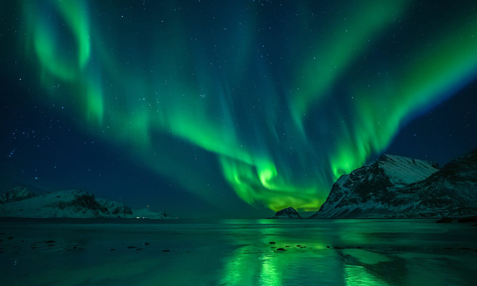 Magnificent Northern Lights