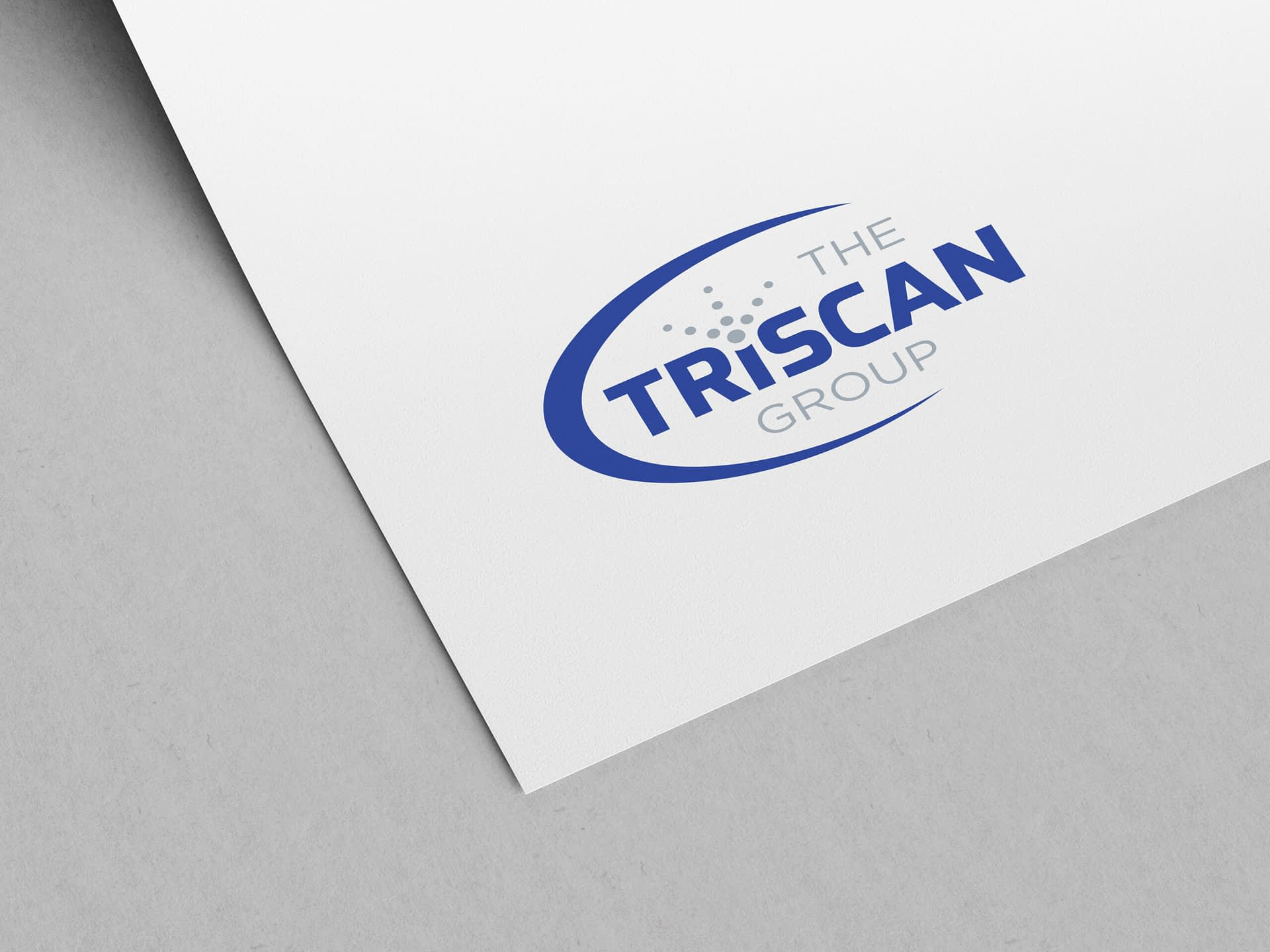 The Triscan Group Branding Logo Design Identity